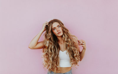 9 ways to get healthy hair right now